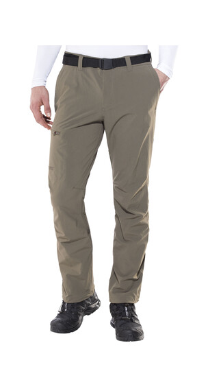 Maier Sports Nil - Pantalon - collants longs marron